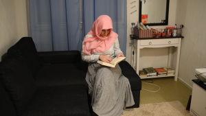 merjema dizdarevic läser koranen