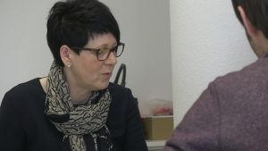 Kandidaten för CDU, Edwina Koch-Kupfer