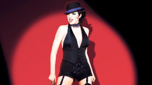 Liza Minnelli i filmen Cabaret