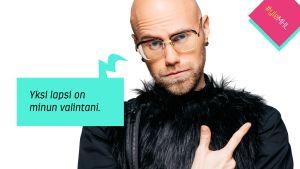 Heikki Soini: Yksi lapsi on minun valintani