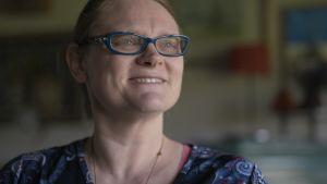 Marianne Wasberg är med i serien Troende.