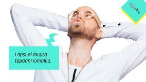 Heikki Soini: Lapsi ei muuta tapaani lomailla
