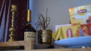 altare på nyår för thang nguyen