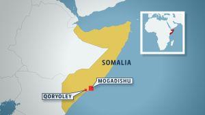 karta somalia