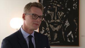 Nordean Luxemburgin toimitusjohtaja ja Nordean Private Bankin johtaja Thorben Sanders.