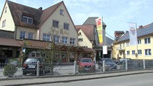 Winkler Mühle är en av fyra bybutiker i Gustenfelden.
