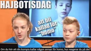 Tuure pratar om pojkigt, flickigt och om att bli kallad för homo fast man inte är det