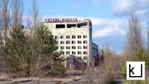 Artikkelikuva KulttuuriCocktailin juttuun Tshernobylista