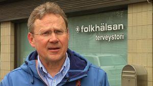 Folhälsans vd Stefan Mutanen.