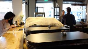 Kafeterian Rocket Bean Roastery.i Riga