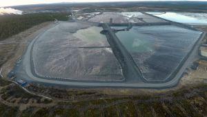 Suurikuusikko Kittilässä on Euroopan suurin kultakaivos.