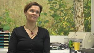 Anna Valros, professor i djurvälfärd, Helsingfors Universitet