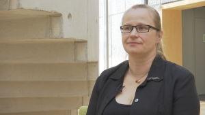 Sari Salminen, överinspektör på Evira, djurvälfärd