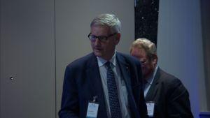 Ruotsin entinen pääministeri Carl Bildt.