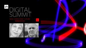 Digital Summit -kuvitusta