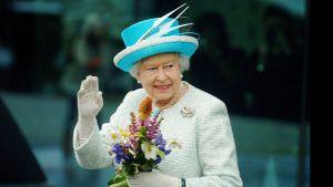 Englannin kuningatar