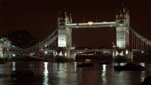 Tower Bridge Lontoossa