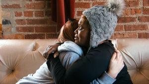 Brenda Myers-Powell halaa Marie Milleriä