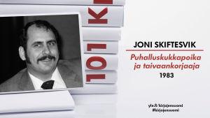 Joni Skiftesvik