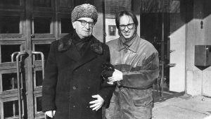 Juhani Poutanen ja Ilja Musin