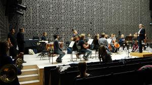 Sibelius-Akatemian kapellimestariluokan orkesteri