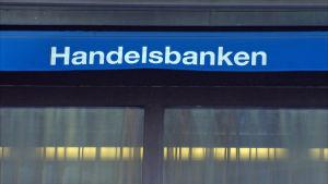 Handelsbankenin logo.