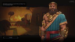 Gilgamesh, ledare för Sumerien