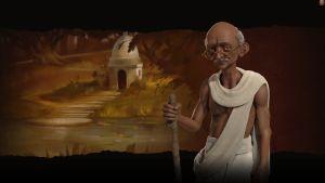 Gandhi i Civ VI