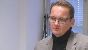 Mikael Nygård professor i socialpolitik vid ÅA