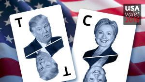 Presidentvalskandidaterna i USA 2016.