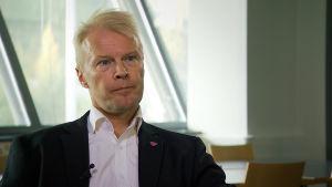 Tomi Honkanen, FC Lahden toimitusjohtaja.