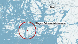 Nagu - Eviras restriktionszon