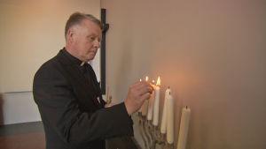 Elossa 24h Turun sairaalateologi Harri Heinonen