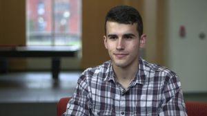 Eli Silkov studerar matematik vid University of Pennsylvania.