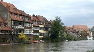 Lilla Venedig i Bamberg
