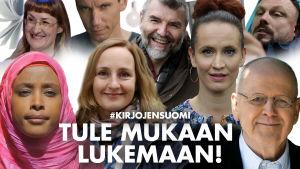 Kirjojen Suomen kummit