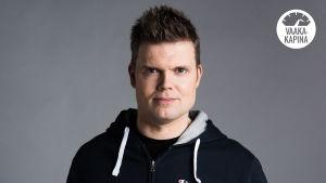 Vaakakapinan personal trainer Timo Haikarainen.