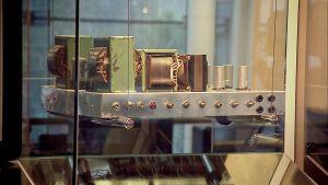 Ensimmäisen Marshall-vahvistimen prototyyppi