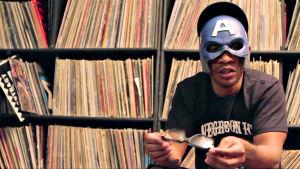 Tuottaja ja DJ Prince Paul