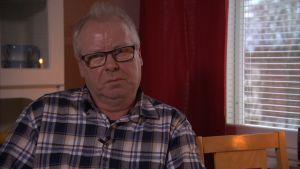 Laitilalainen Ossi Vallamo MOT-haastattelussa perintäasioista.