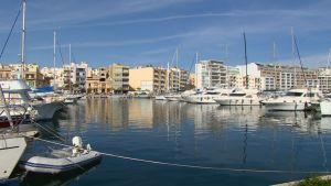 Maltas varma klimat lockar nordbor.