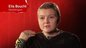 Ella Boucht intervjuas i Rivet ur arkivet om hår