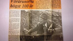 Run-Janne vid Jonund.