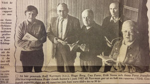 Fria forskare 1983.