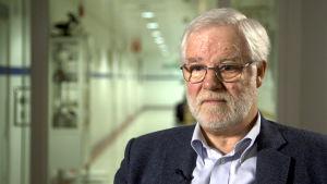 Krister Ståhlberg, professor emeritus