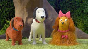 Pikku Kakkonen: Rikke-koira ystävineen
