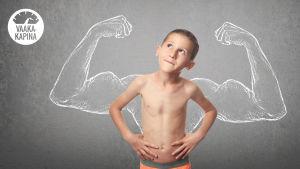 Lapsen kohtaama painopuhe  lastenneuvolassa, kouluterveydenhuollossa ja liikuntaharrastusten piirissä kolmen vuoden iästä lähtien. Kysely.
