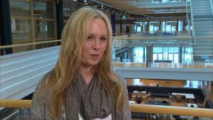 Ulrika Windahl är biträdande statsveterinär i Sverige.