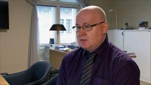 Työ- ja elinkeinoministeri Jari Lindström