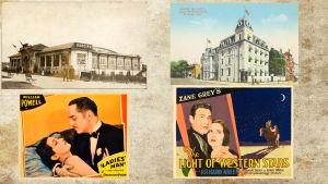1930 -luvulla elettiin elokuvien kukoistuskautta.